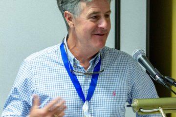 Leonard Service Volunteer Award winner Kevin Colcord