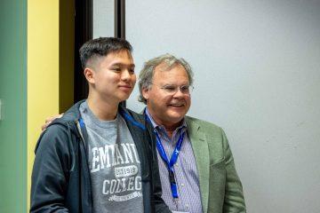 Y Champion Scholarship winner Kenneth Do