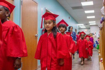 Y Academy Grads at Melrose Y Academy