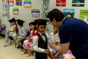 Y Academy Grads at Saugus Family YMCA