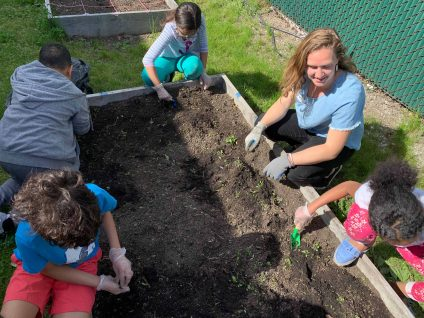 Lynn Ymca Receives New Award From Whole Kids Foundation For
